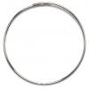 """Earring Hoop Nickel 25mm (1"""")"""